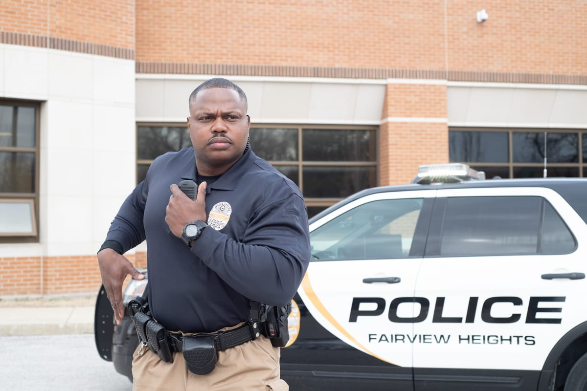 Fairview Heights Police Department | Not For Ourselves, But