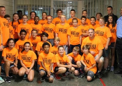 Group Jail Photo